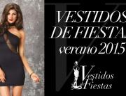 Vestidos de Fiestas verano 2015